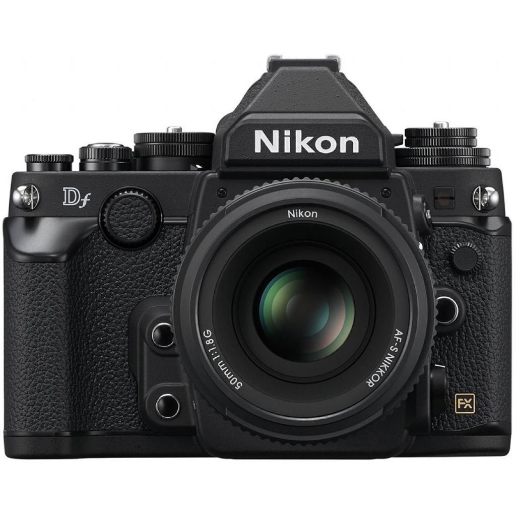 Цифровой фотоаппарат Nikon Df body Black (VBA380AE)