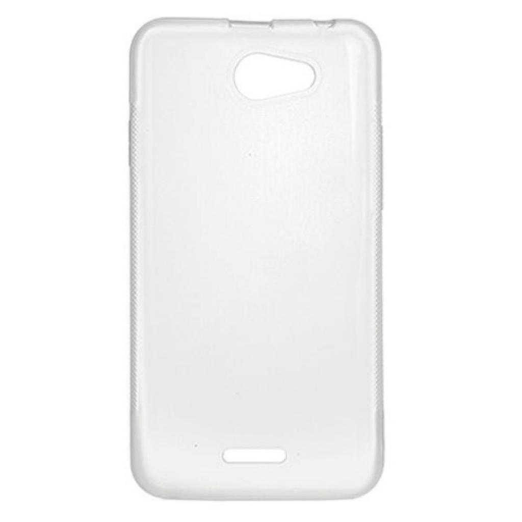 Чехол для моб. телефона для HTC Desire 516 (White Clear) Elastic PU Drobak (216404)