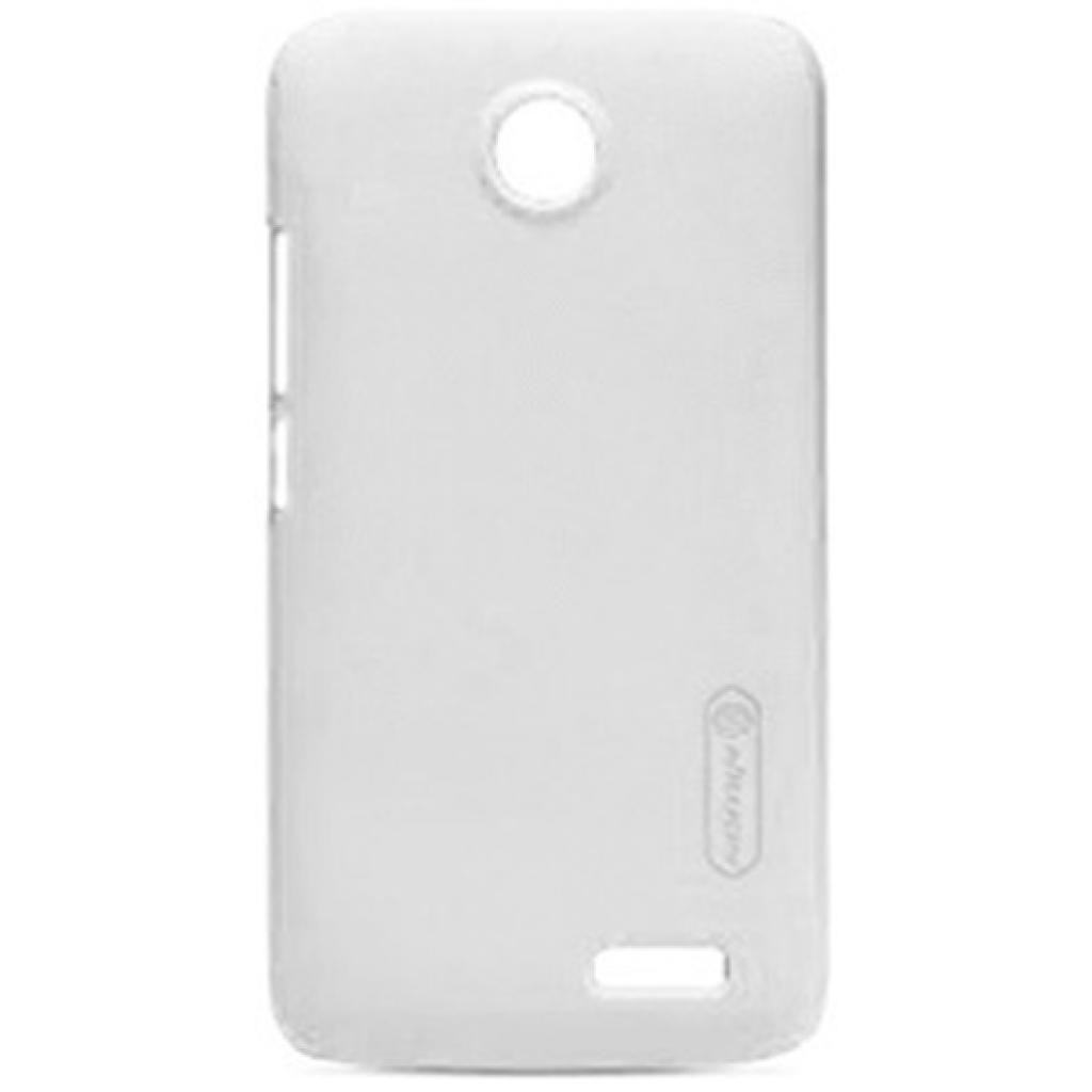 Чехол для моб. телефона NILLKIN для Lenovo A526 /Super Frosted Shield/White (6164318)