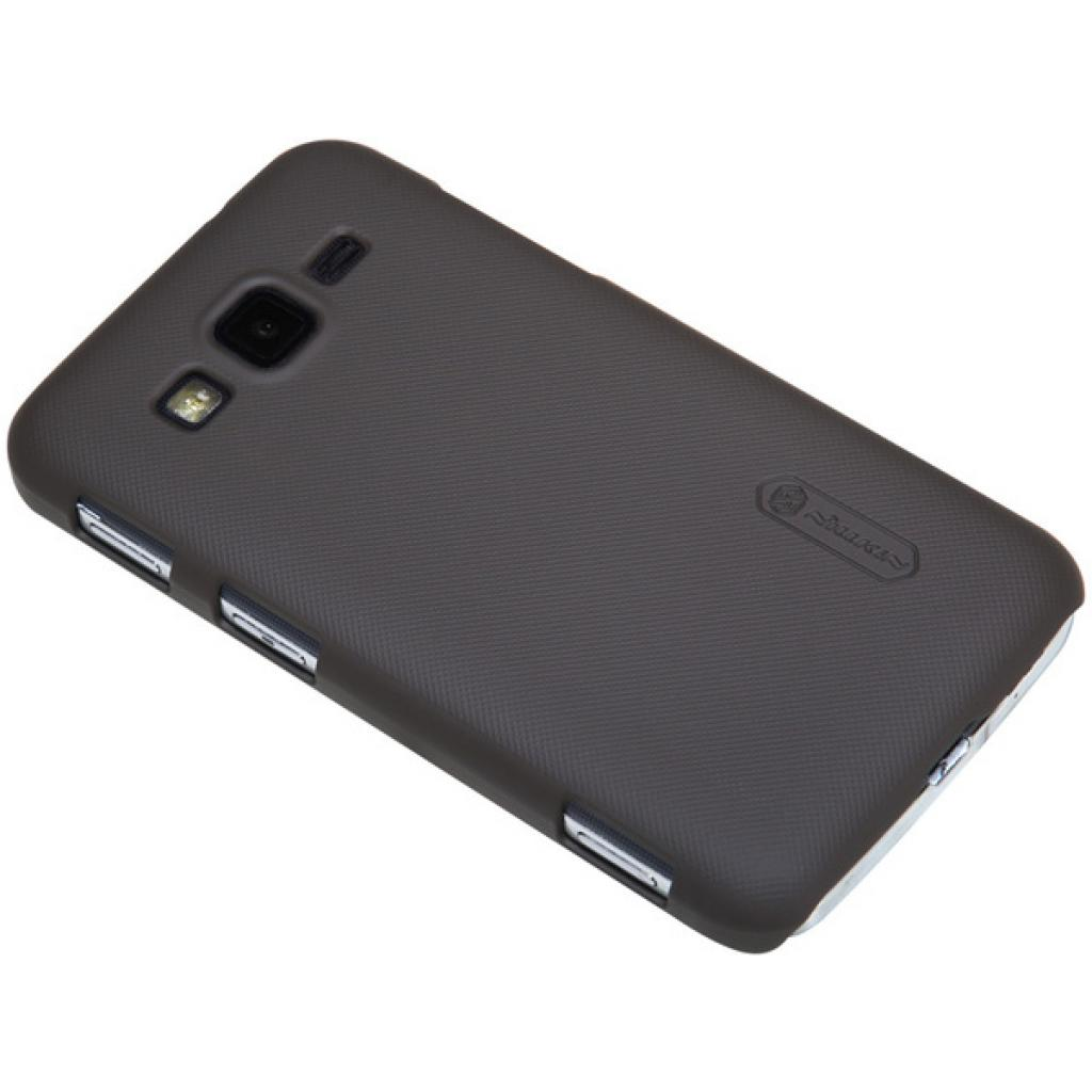 Чехол для моб. телефона NILLKIN для Samsung I8580 /Super Frosted Shield/Brown (6135249) изображение 2