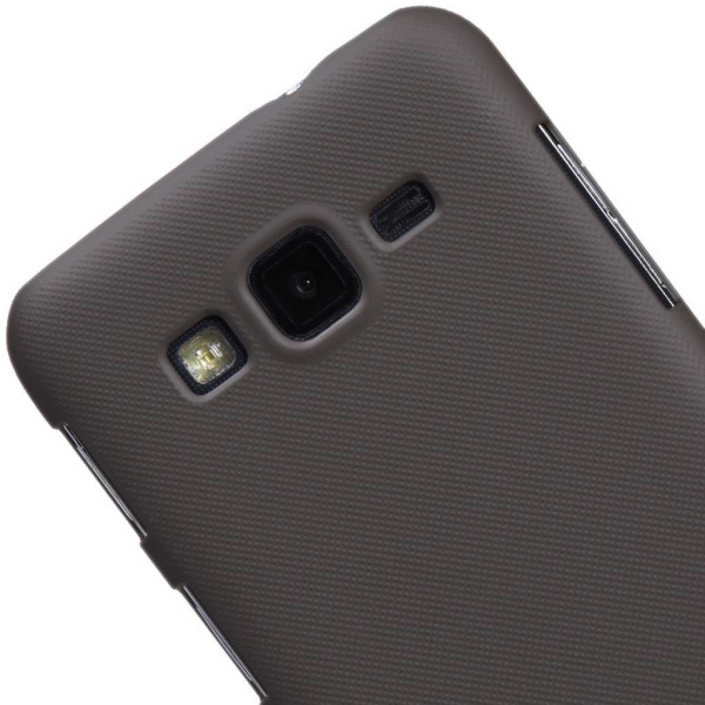 Чехол для моб. телефона NILLKIN для Samsung I8580 /Super Frosted Shield/Brown (6135249) изображение 4