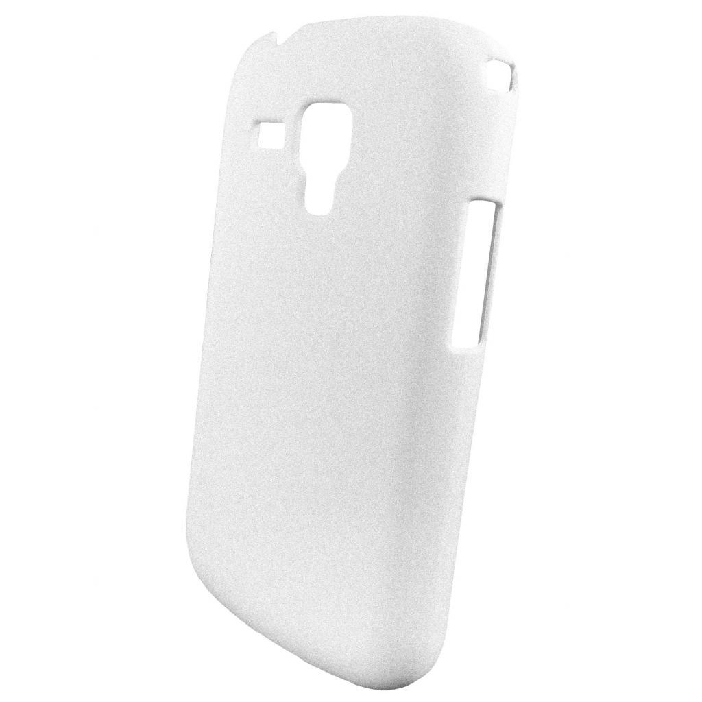 Чехол для моб. телефона GLOBAL для Samsung S7562 Galaxy S Duos (белый) (1283126447129)