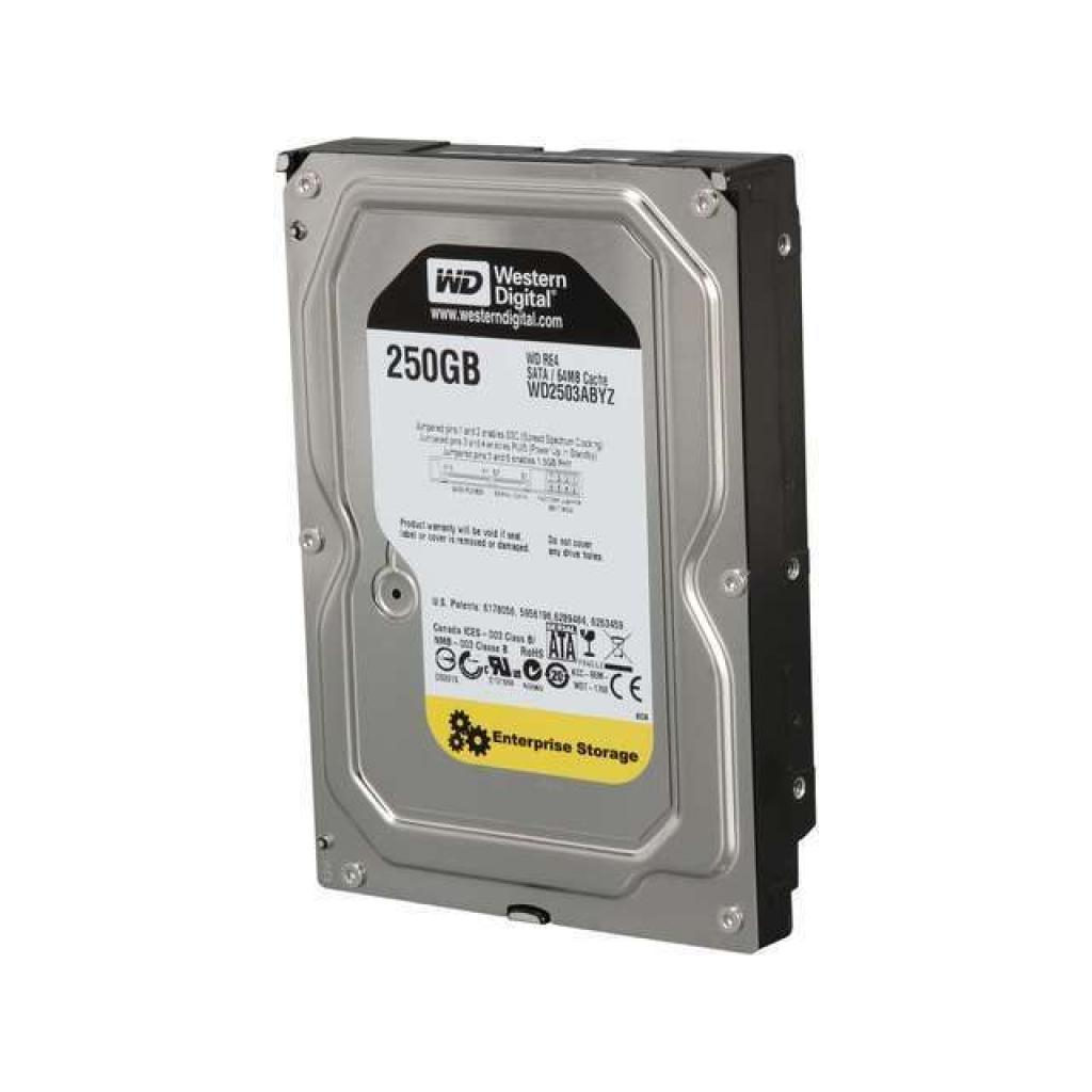 "Жесткий диск 3.5""  250Gb Western Digital (WD2503ABYZ) изображение 2"