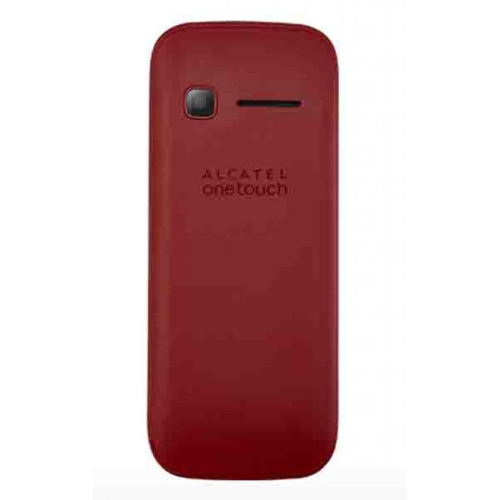 Мобильный телефон ALCATEL ONETOUCH 1042D Deep Red (4894461096049) изображение 2