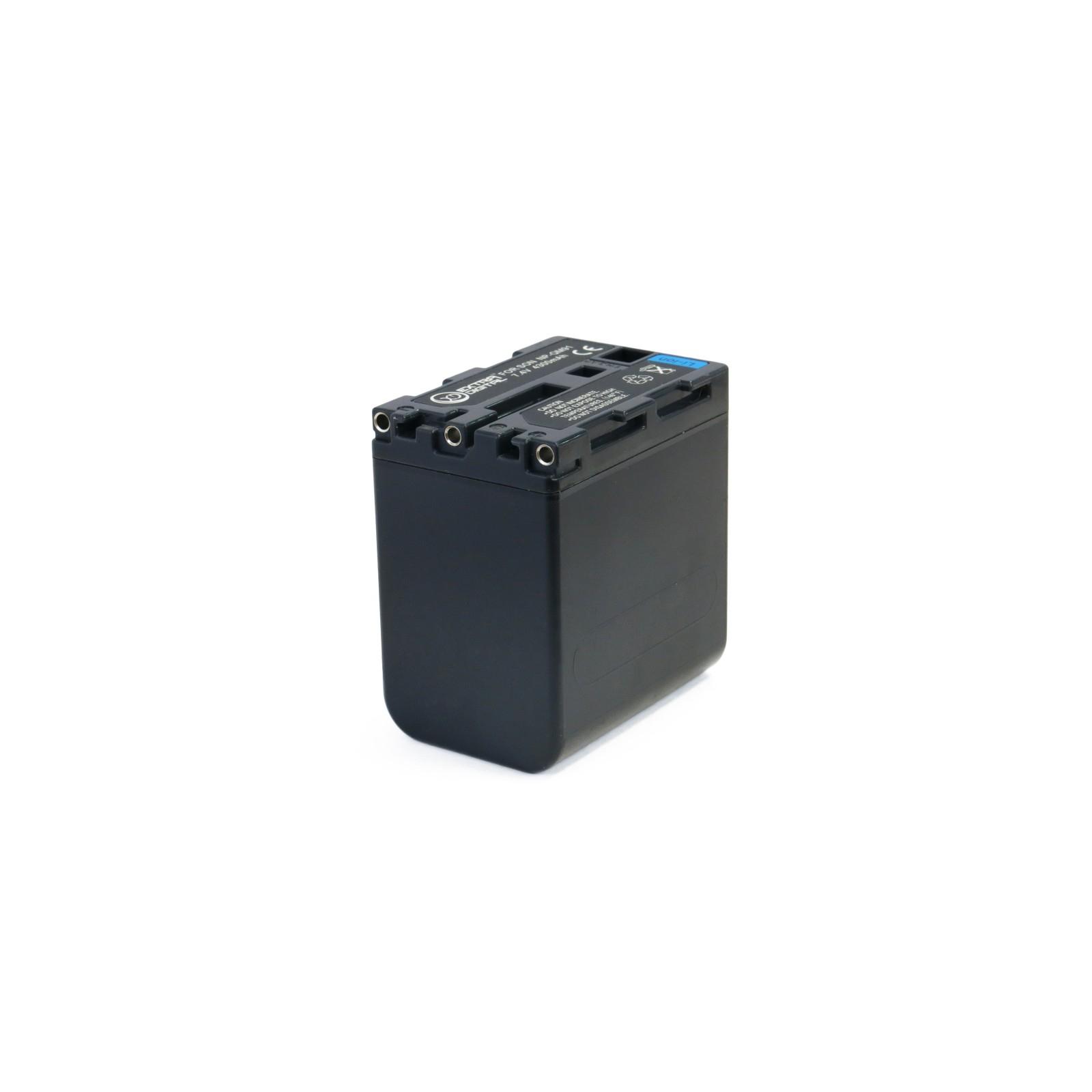 Аккумулятор к фото/видео EXTRADIGITAL Sony NP-QM91 (DV00DV1030) изображение 4