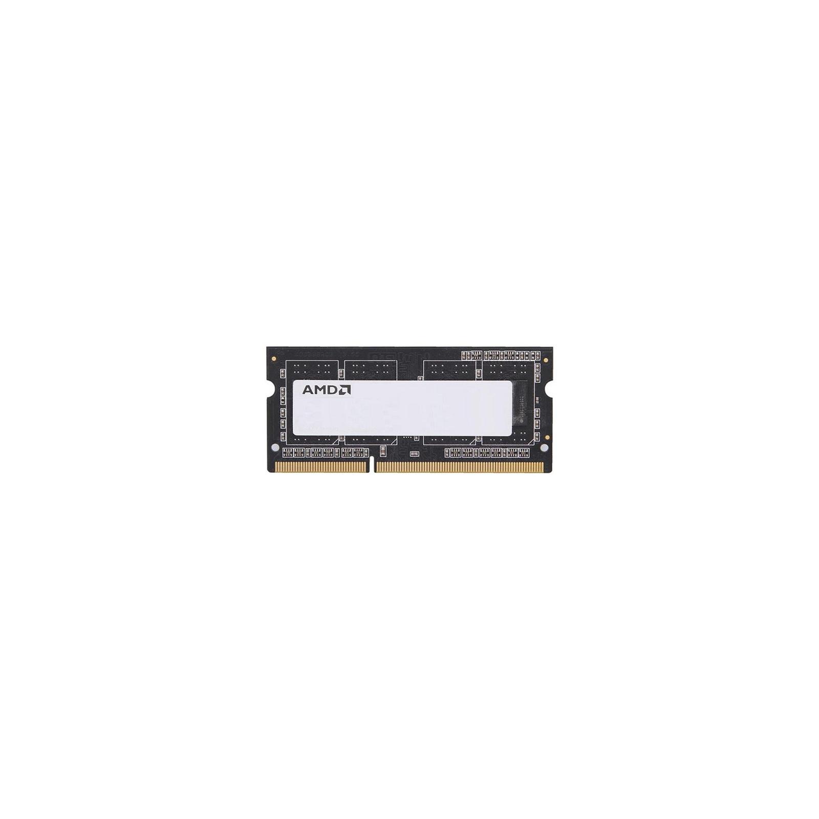 Модуль памяти для ноутбука SoDIMM DDR3L 8GB 1600 MHz AMD (R538G1601S2SL-UOBULK)