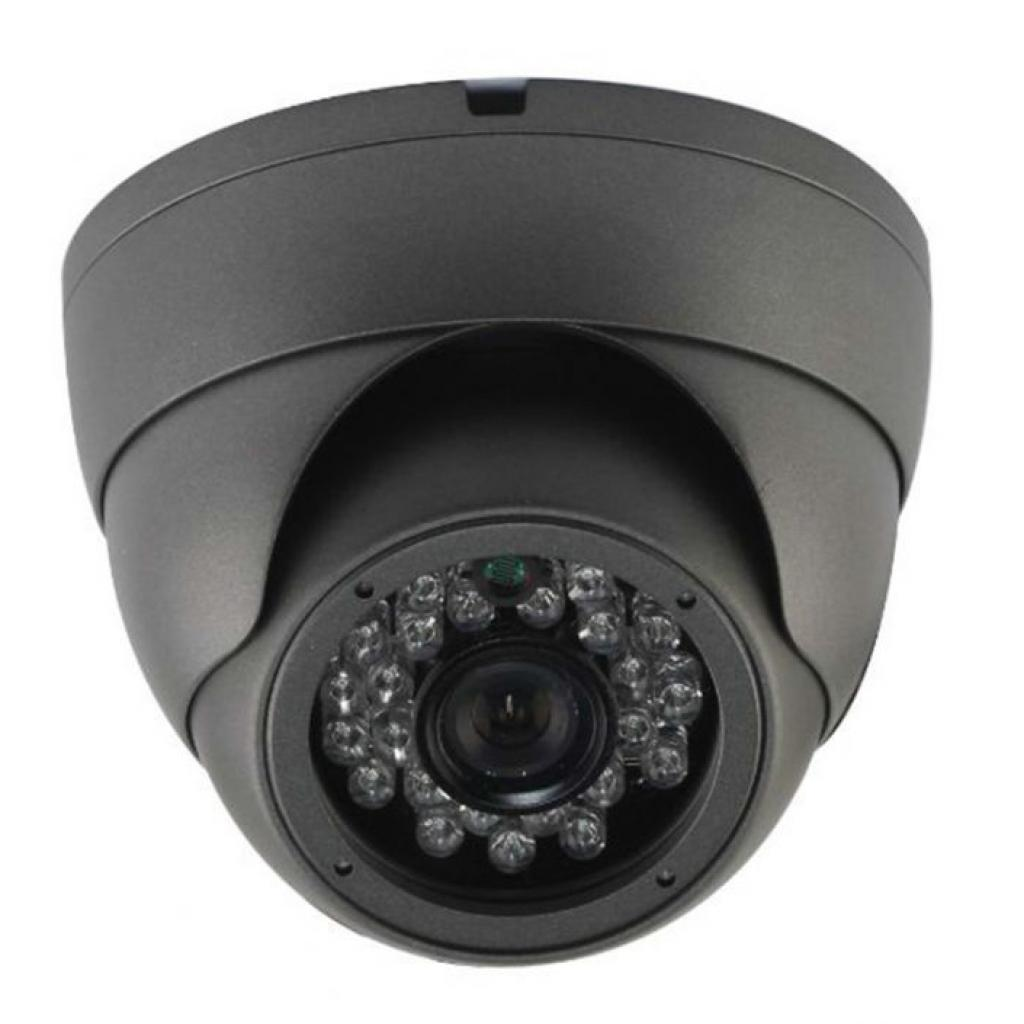 Камера видеонаблюдения GreenVision AHD GV-016-AHD-E-DOS13-20 gray (4189)