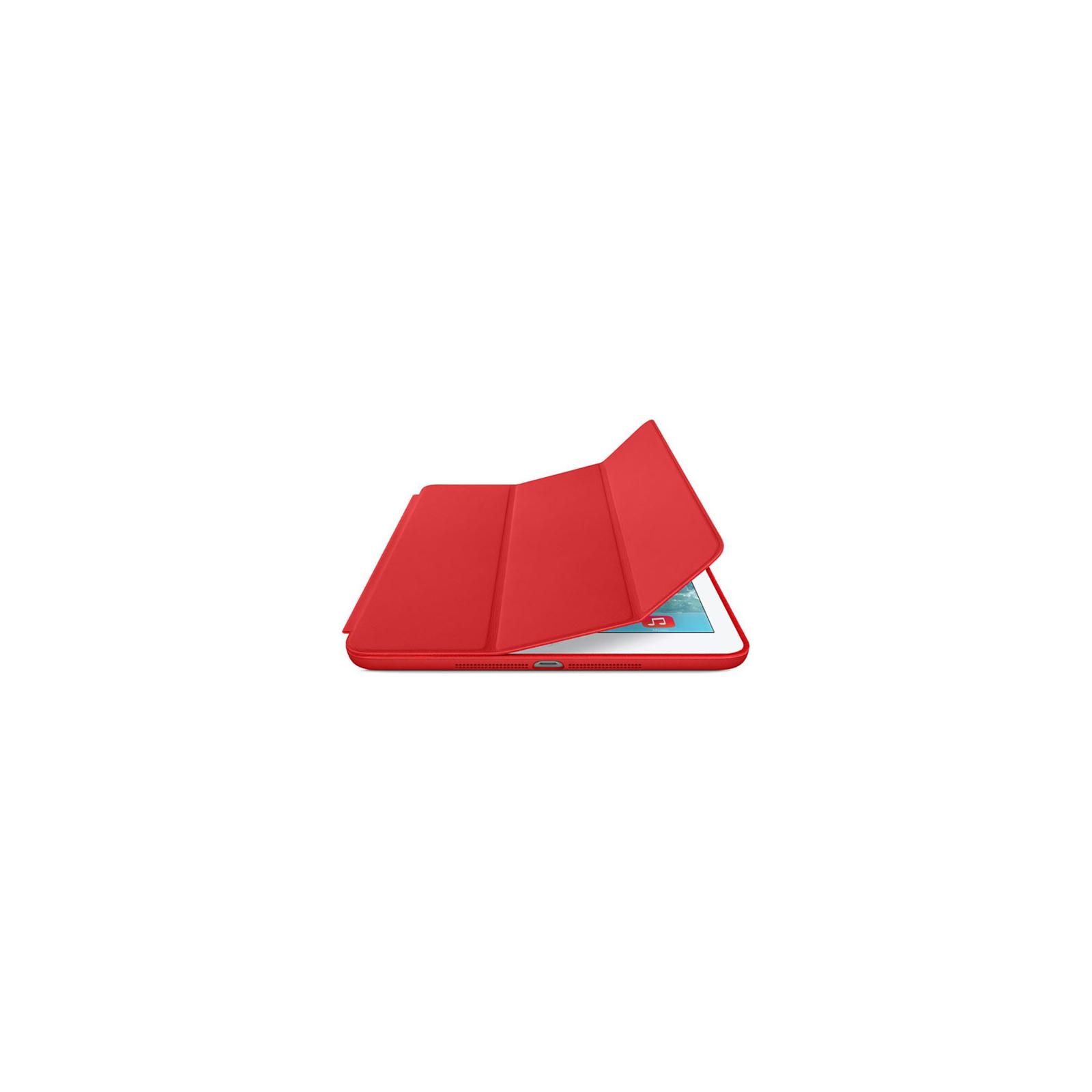 Чехол для планшета Apple Smart Case для iPad Air (red) (MF052ZM/A) изображение 2