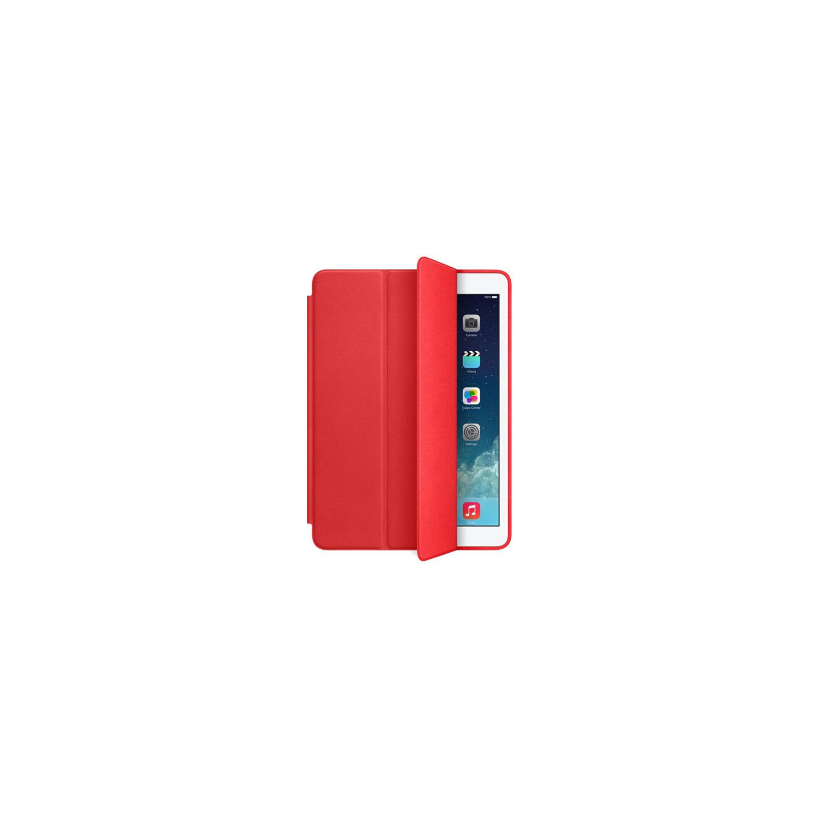 Чехол для планшета Apple Smart Case для iPad Air (red) (MF052ZM/A) изображение 3