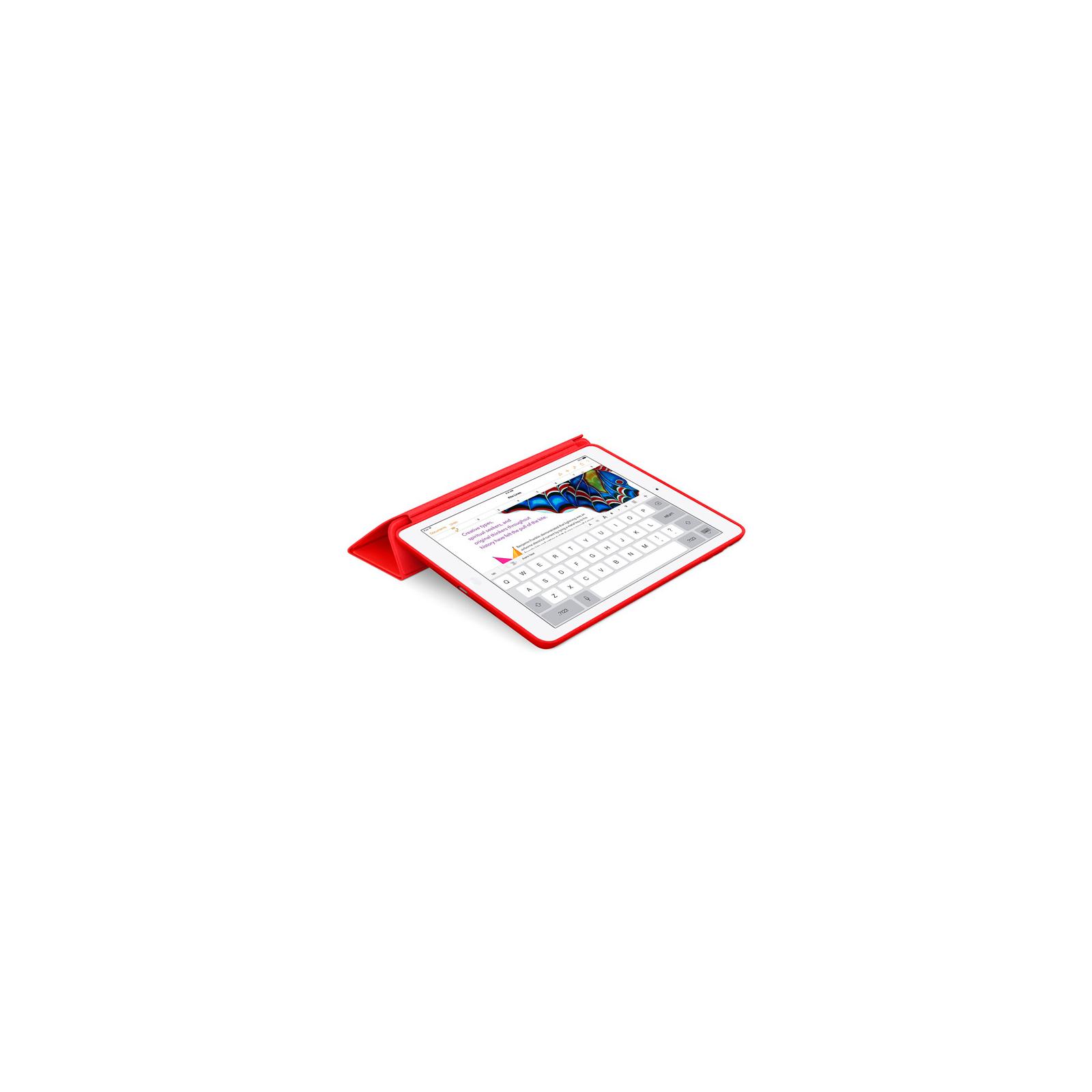 Чехол для планшета Apple Smart Case для iPad Air (red) (MF052ZM/A) изображение 4