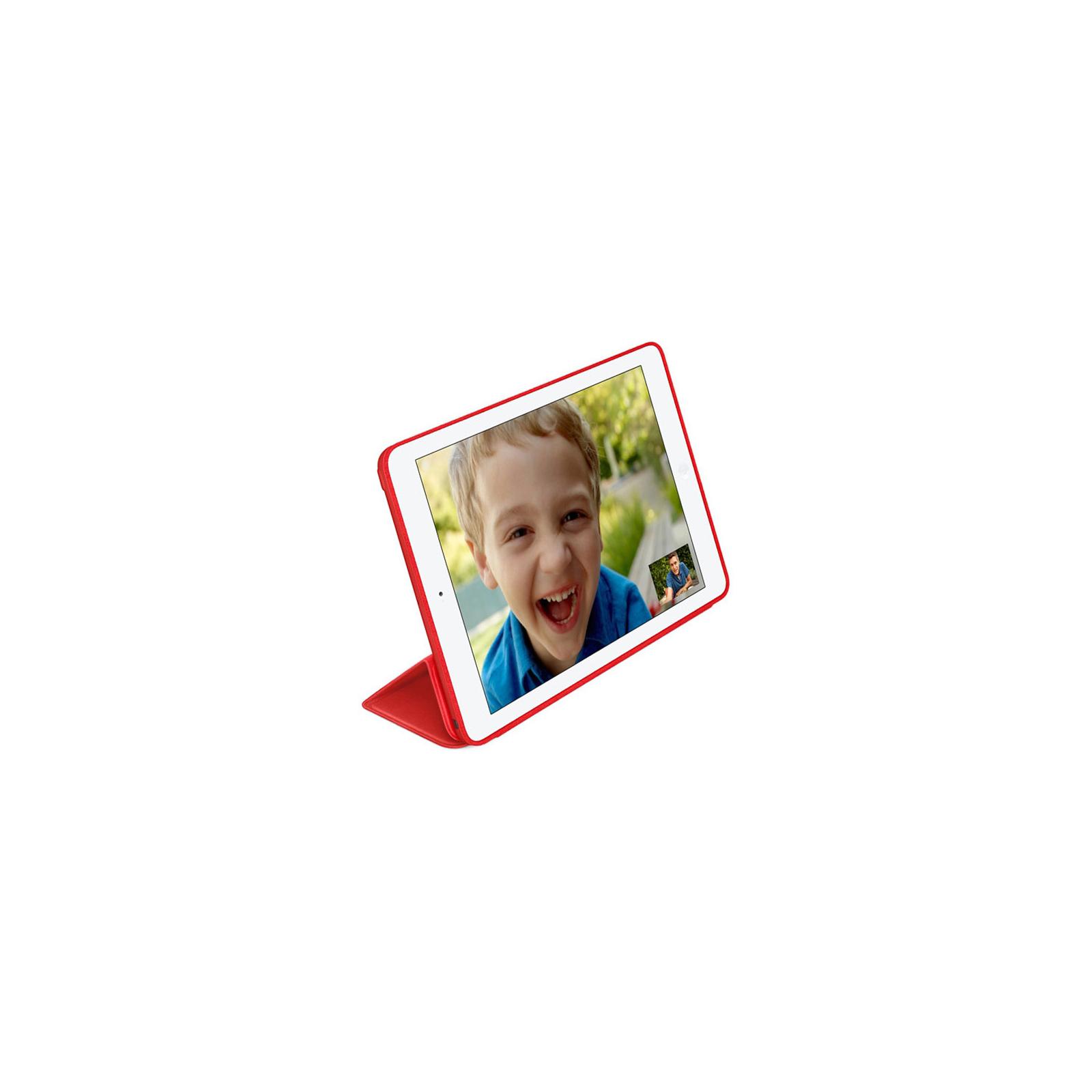 Чехол для планшета Apple Smart Case для iPad Air (red) (MF052ZM/A) изображение 5