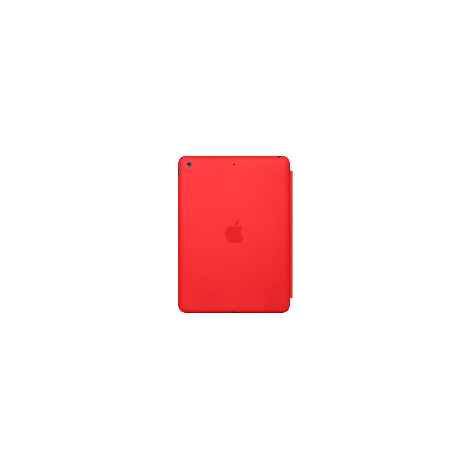 Чехол для планшета Apple Smart Case для iPad Air (red) (MF052ZM/A) изображение 7