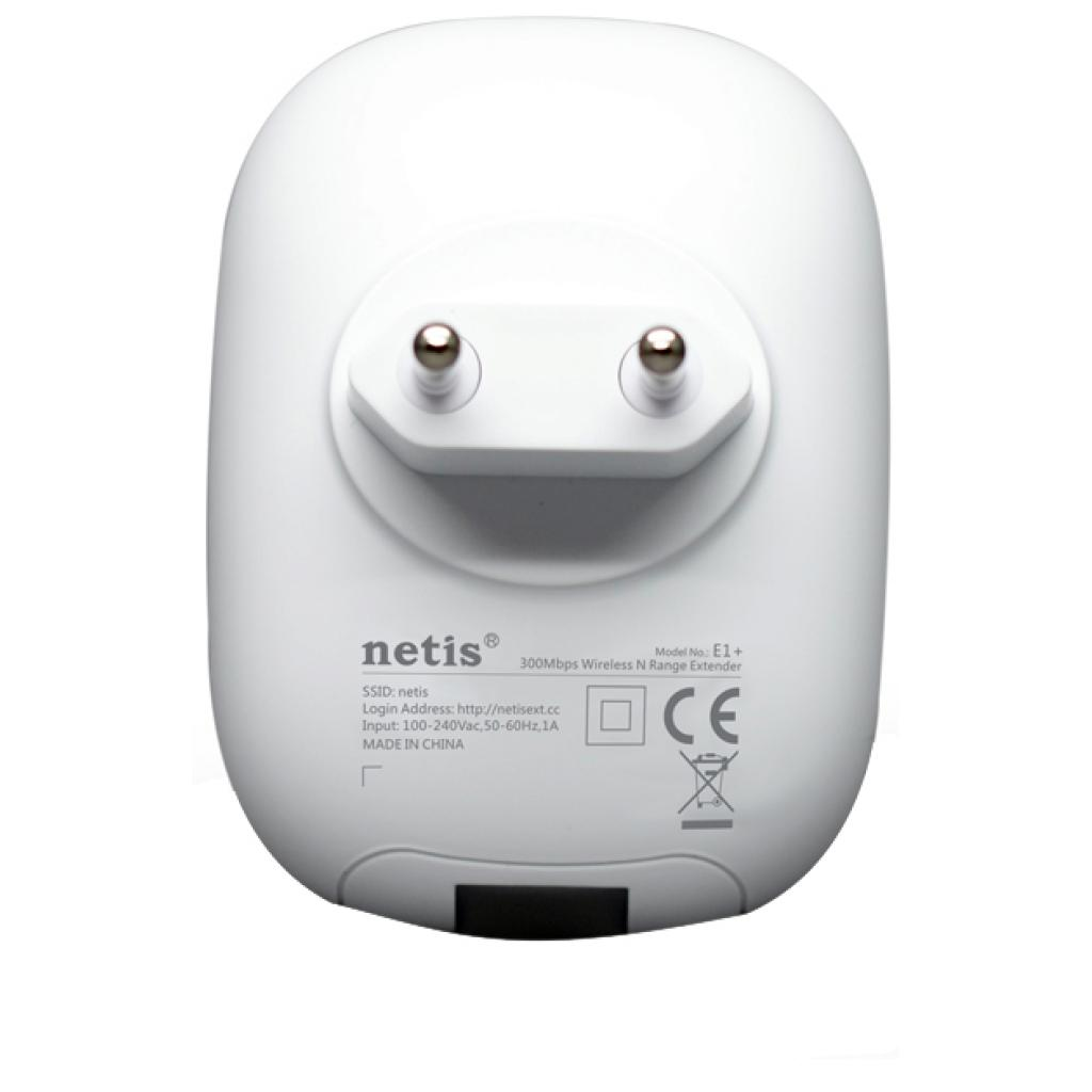 Ретранслятор Netis E1+ Blue изображение 2