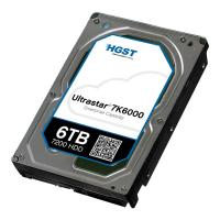 Жесткий диск для сервера 6TB Hitachi HGST (0F23001 / HUS726060ALE610)