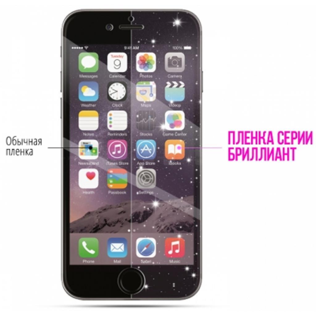 Пленка защитная Drobak для Apple iPhone 6 Plus (4в1) (500256) изображение 4