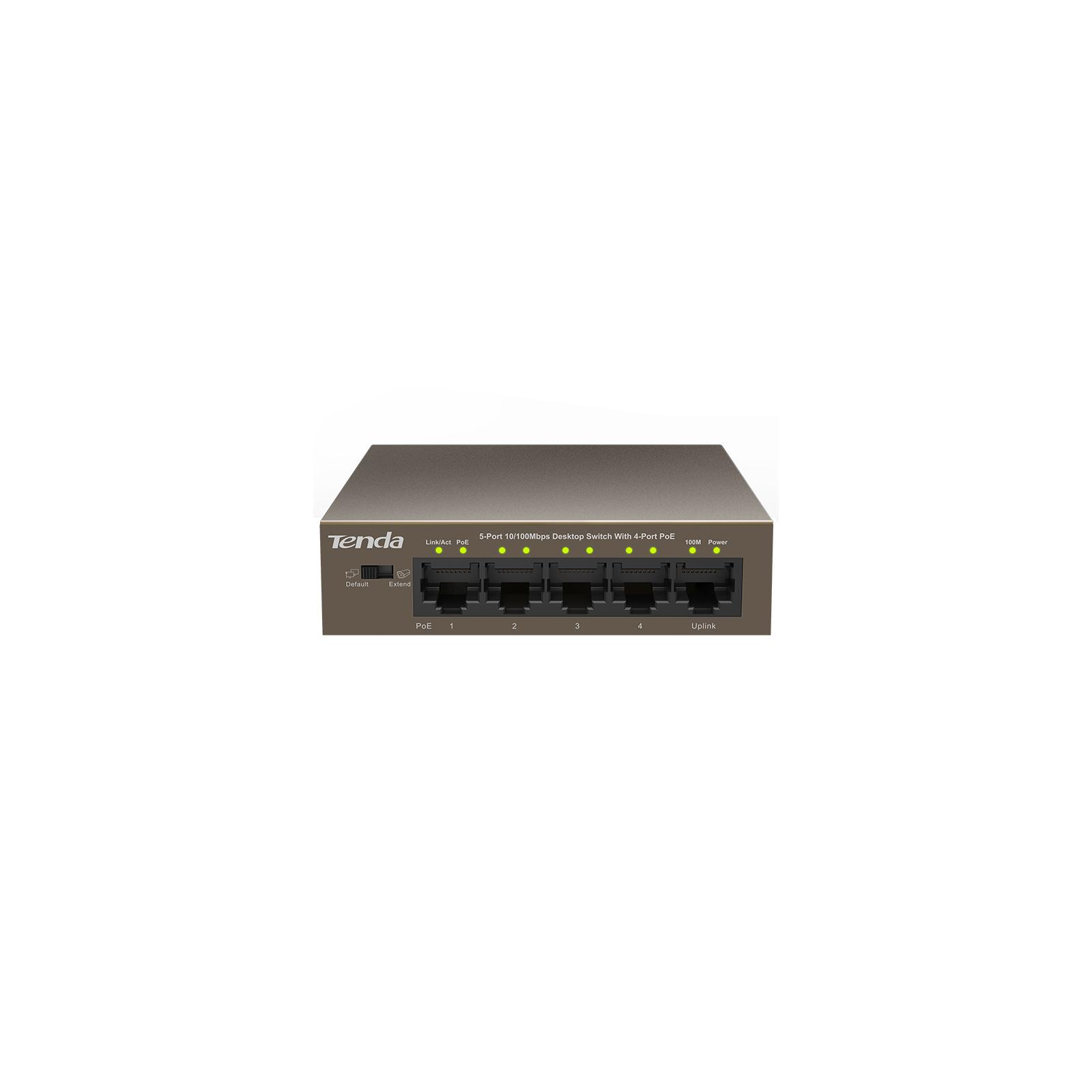 Коммутатор сетевой TENDA TEF1105P