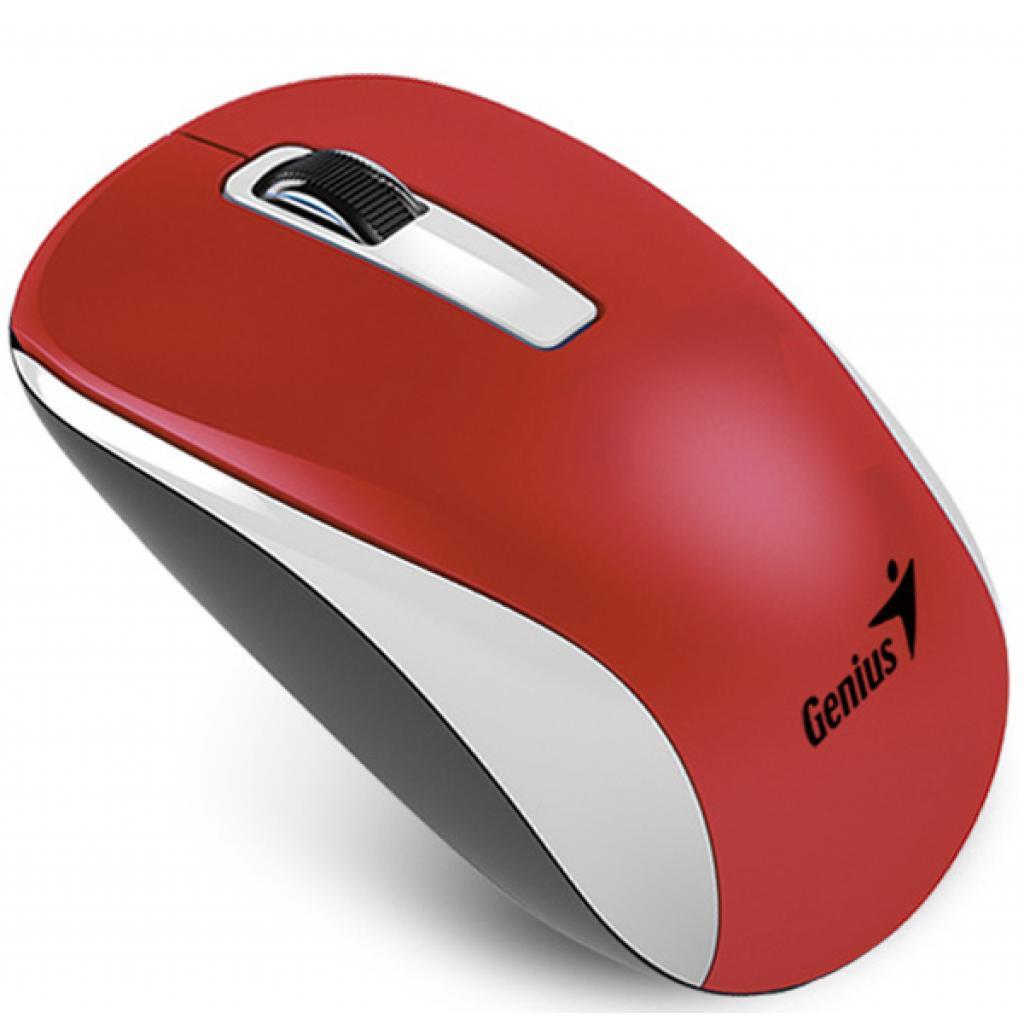 Мышка Genius NX-7010 Red (31030114111) изображение 4