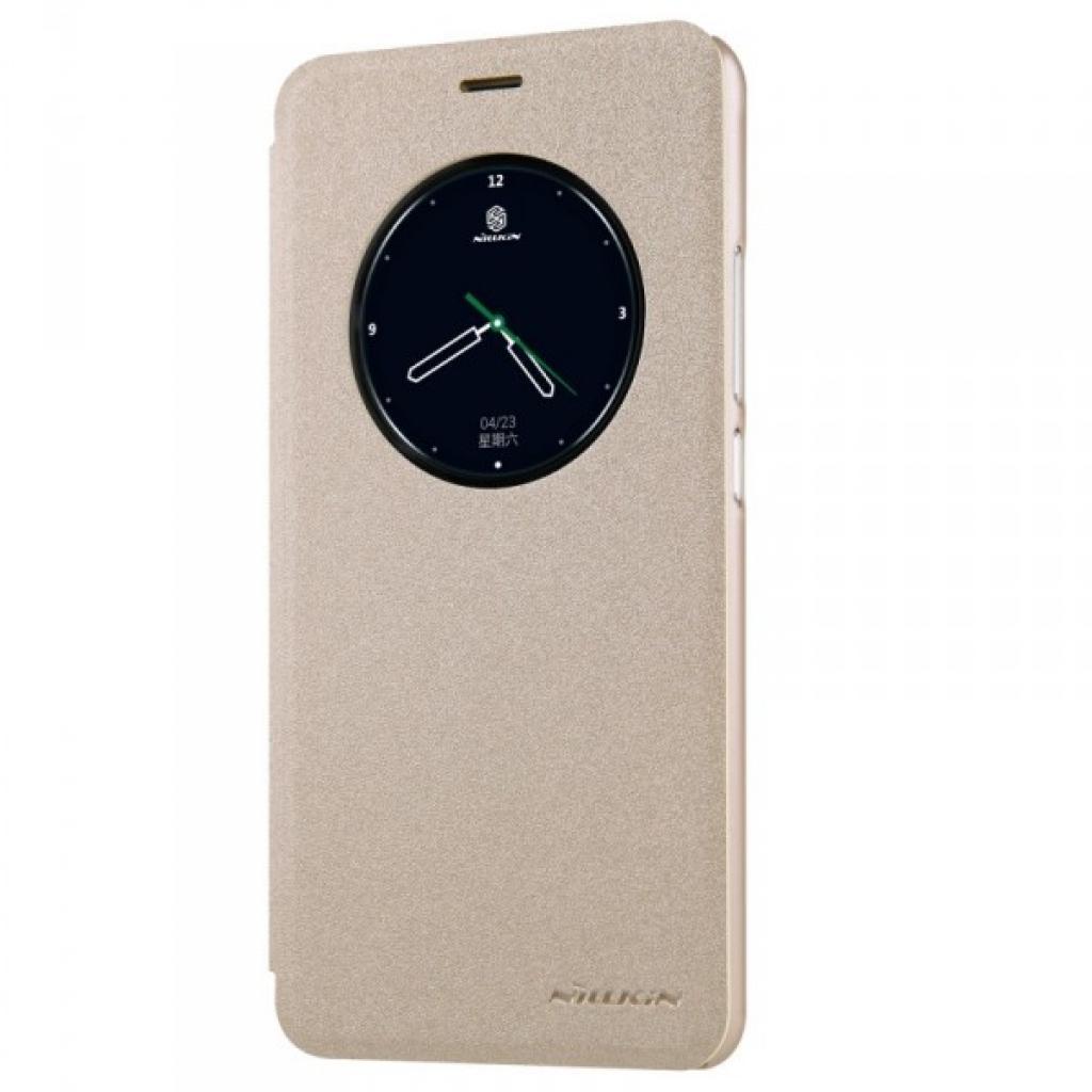 Чехол для моб. телефона NILLKIN для Meizu M3 note - Spark series (Gold) (6283991) изображение 3