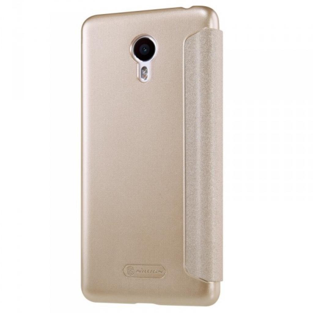 Чехол для моб. телефона NILLKIN для Meizu M3 note - Spark series (Gold) (6283991) изображение 4