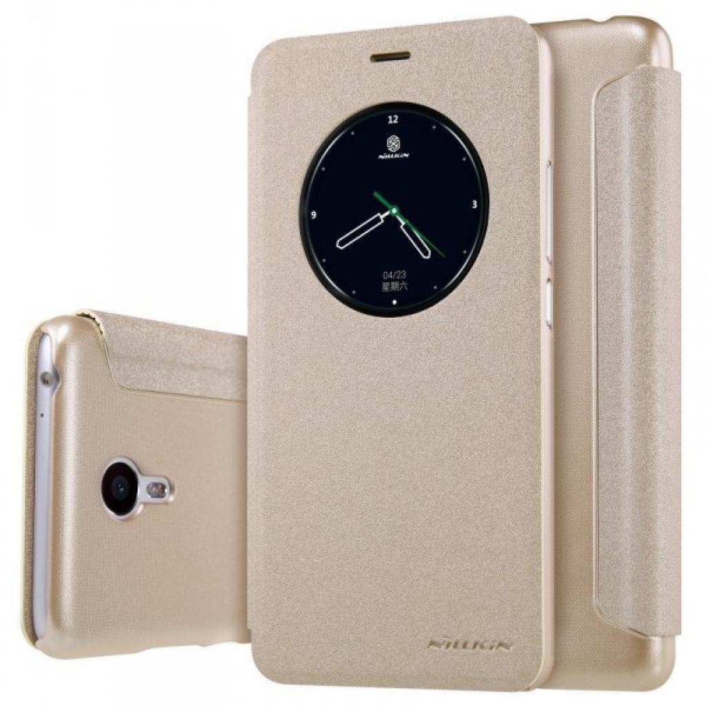 Чехол для моб. телефона NILLKIN для Meizu M3 note - Spark series (Gold) (6283991) изображение 5