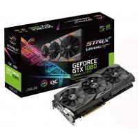 Видеокарта ASUS GeForce GTX1080 8192Mb ROG STRIX GAMING OC 11GBPS (ROG-STRIX-GTX1080-O8G-11GBPS)