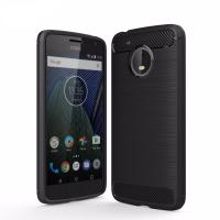 Чехол для моб. телефона для MotorolaMotoG5 Carbon Fiber (Black) Laudtec (LT-MMG5B)