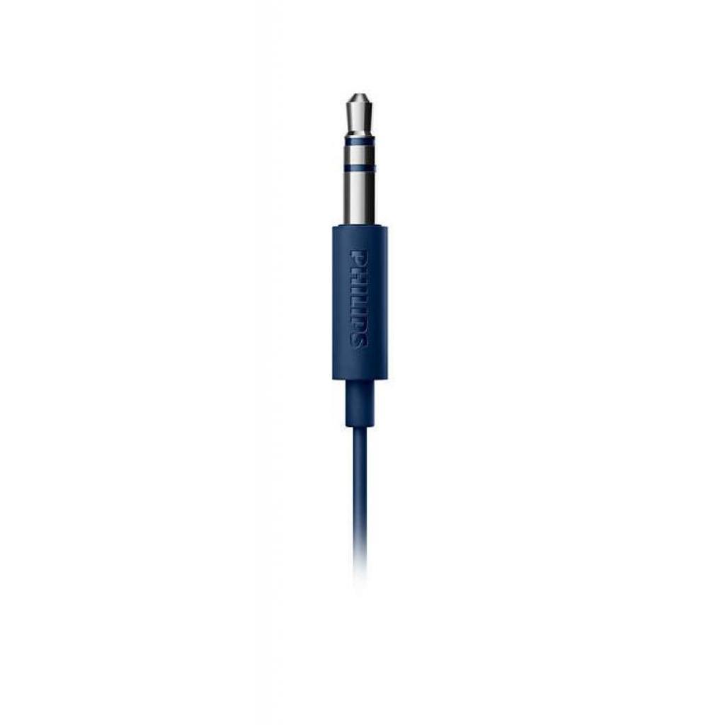 Наушники Philips SHE4305 Blue (SHE4305BL/00) изображение 5