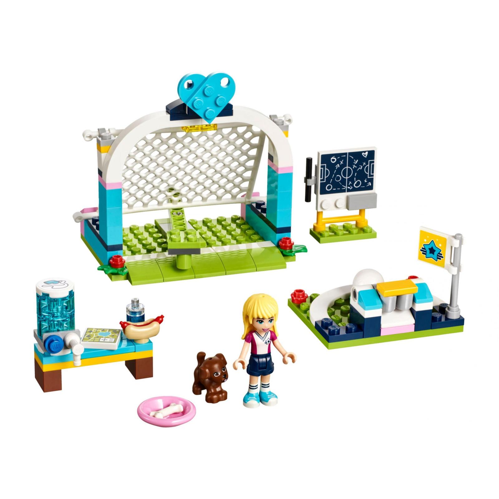 Конструктор LEGO Friends Футбольная тренировка Стефани (41330) изображение 2