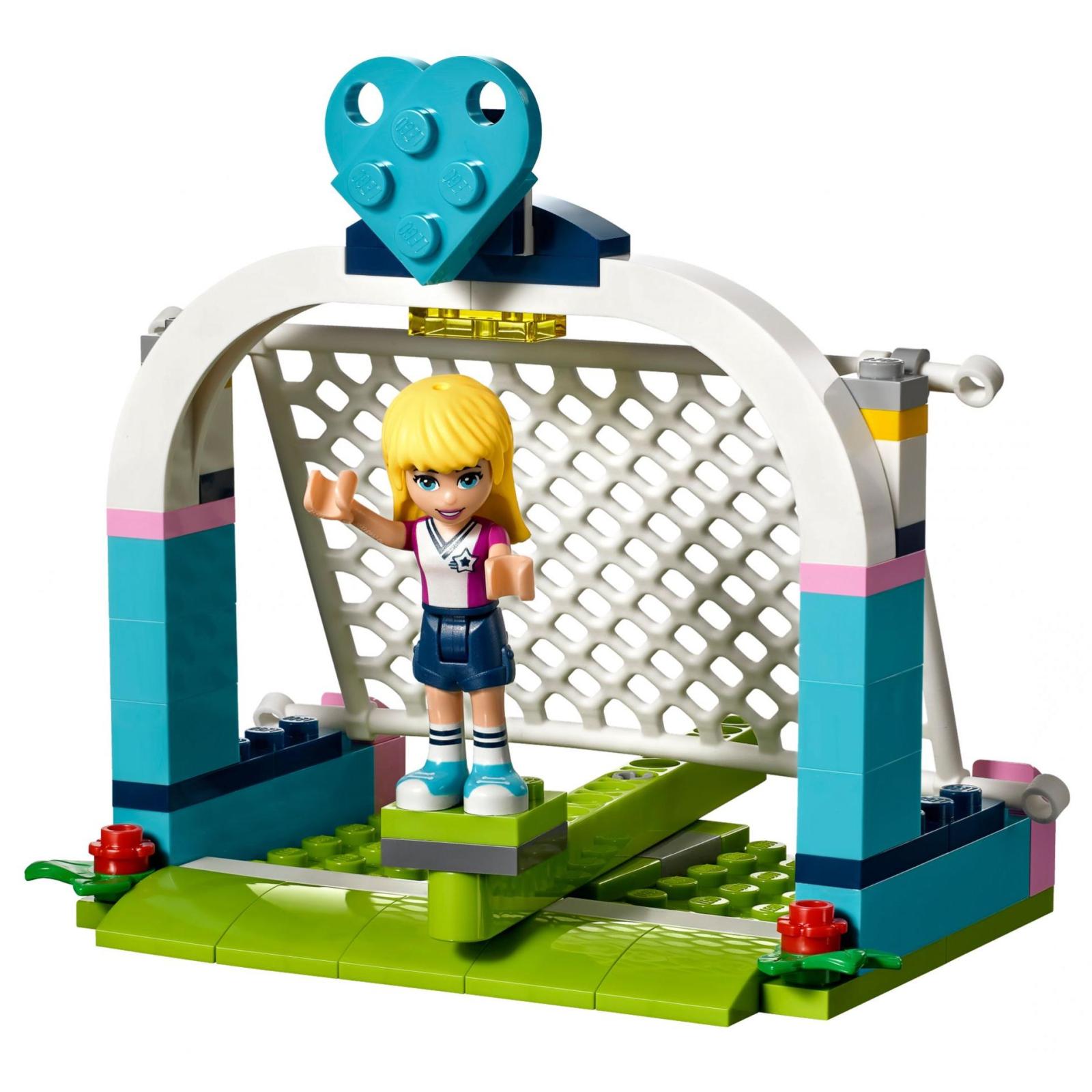 Конструктор LEGO Friends Футбольная тренировка Стефани (41330) изображение 3