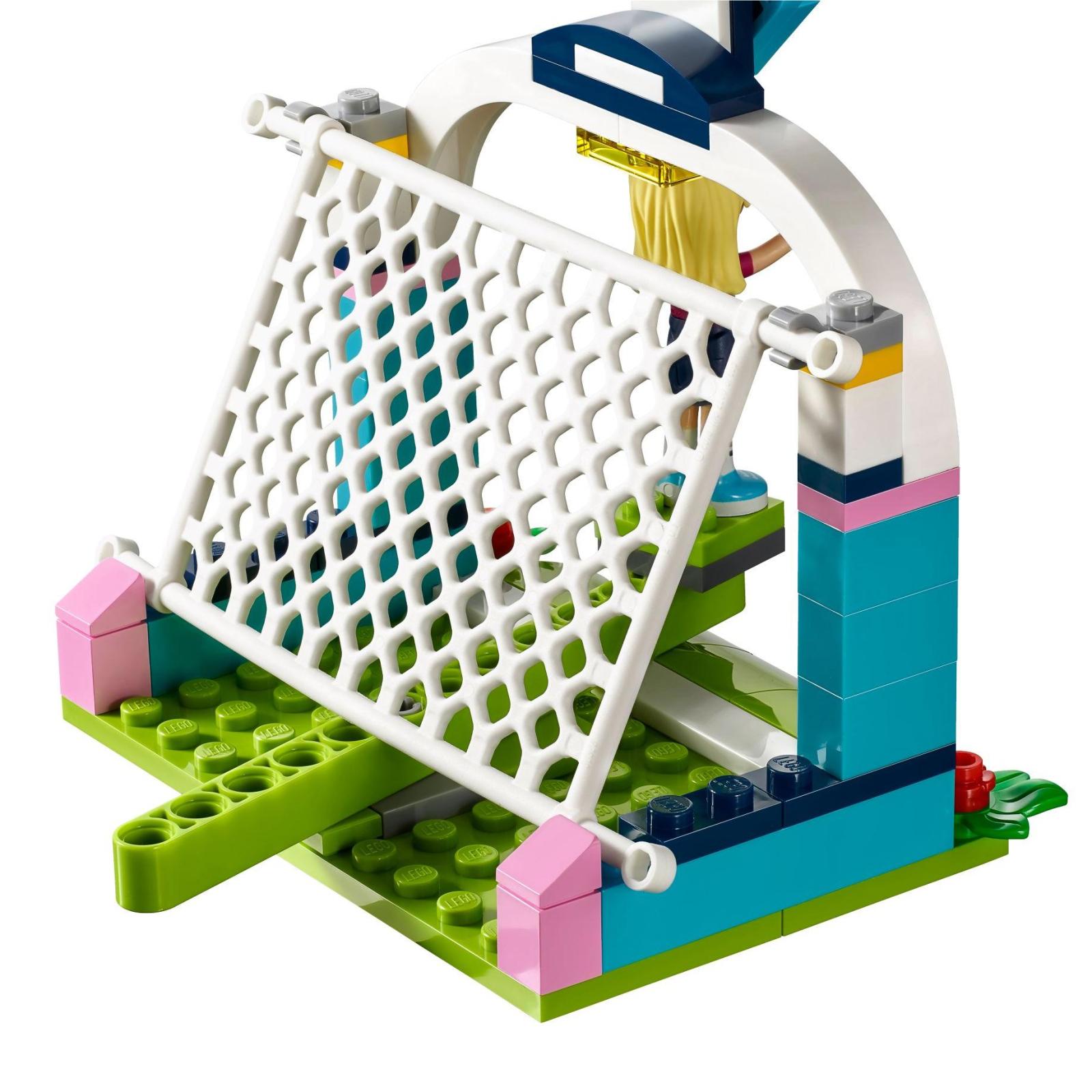 Конструктор LEGO Friends Футбольная тренировка Стефани (41330) изображение 4