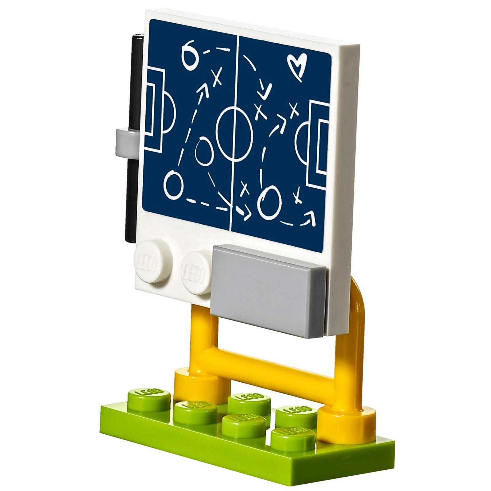 Конструктор LEGO Friends Футбольная тренировка Стефани (41330) изображение 5