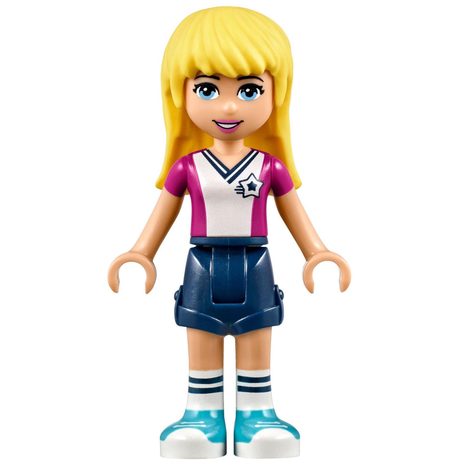 Конструктор LEGO Friends Футбольная тренировка Стефани (41330) изображение 9
