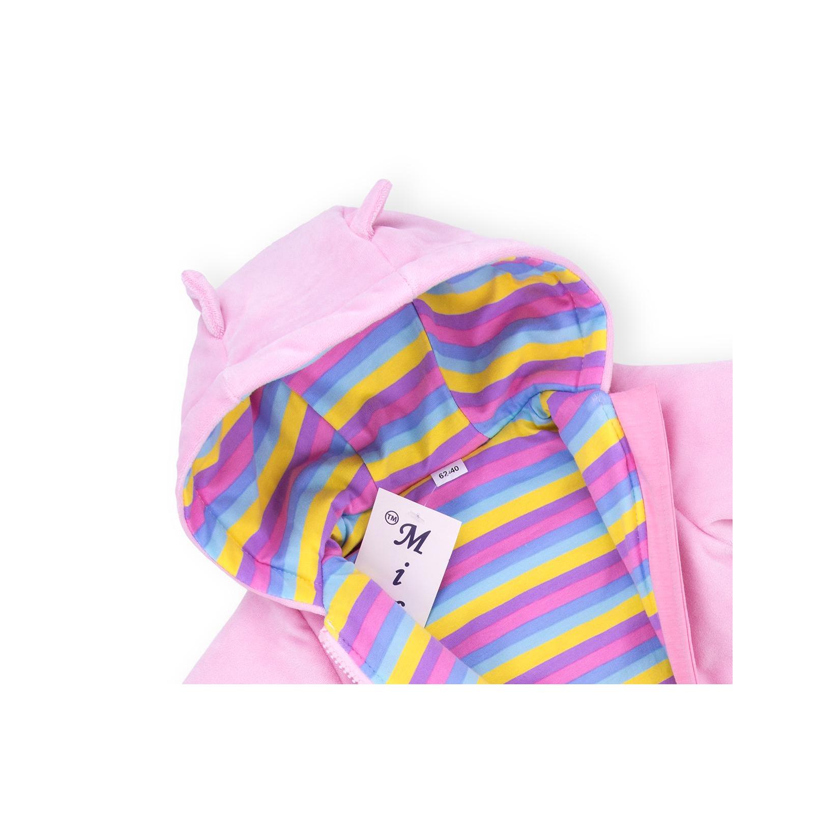 """Человечек Интеркидс """"Cool cat"""" (910-74G-pink) изображение 3"""