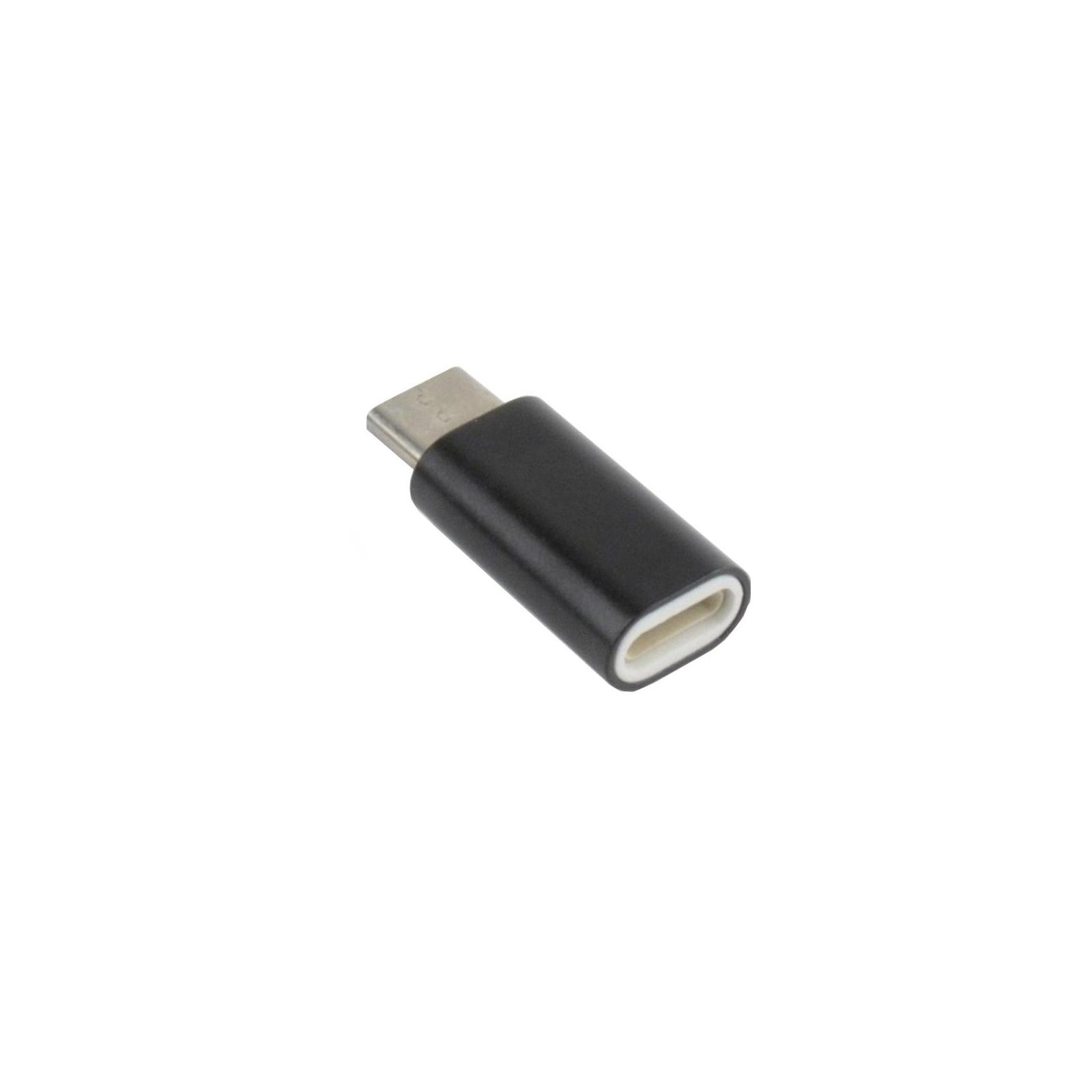 Переходник Type-C to Lightning Cablexpert (A-USB-CM8PF-01) изображение 2