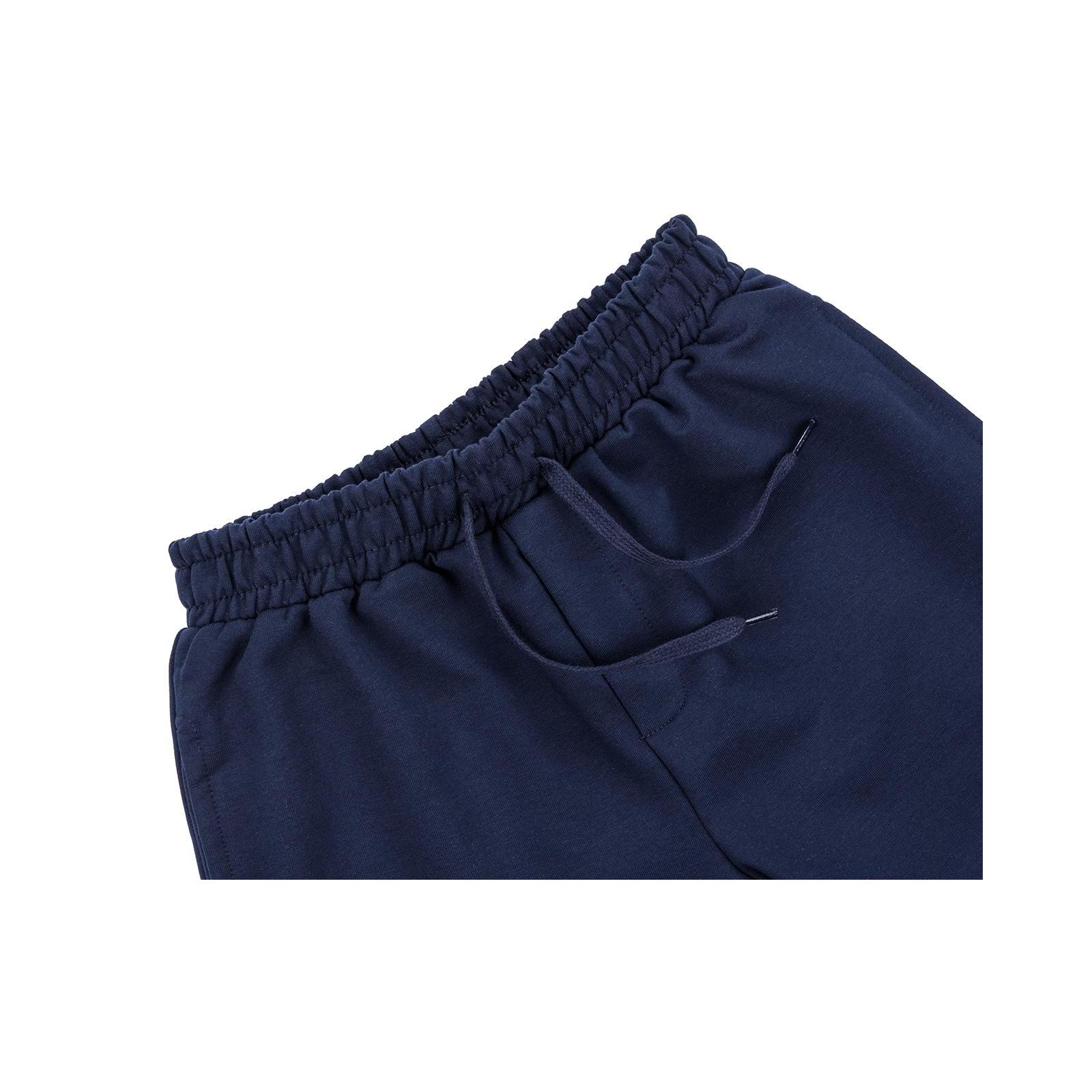 Шорты Breeze трикотажные с карманами (10755-164B-blue) изображение 3