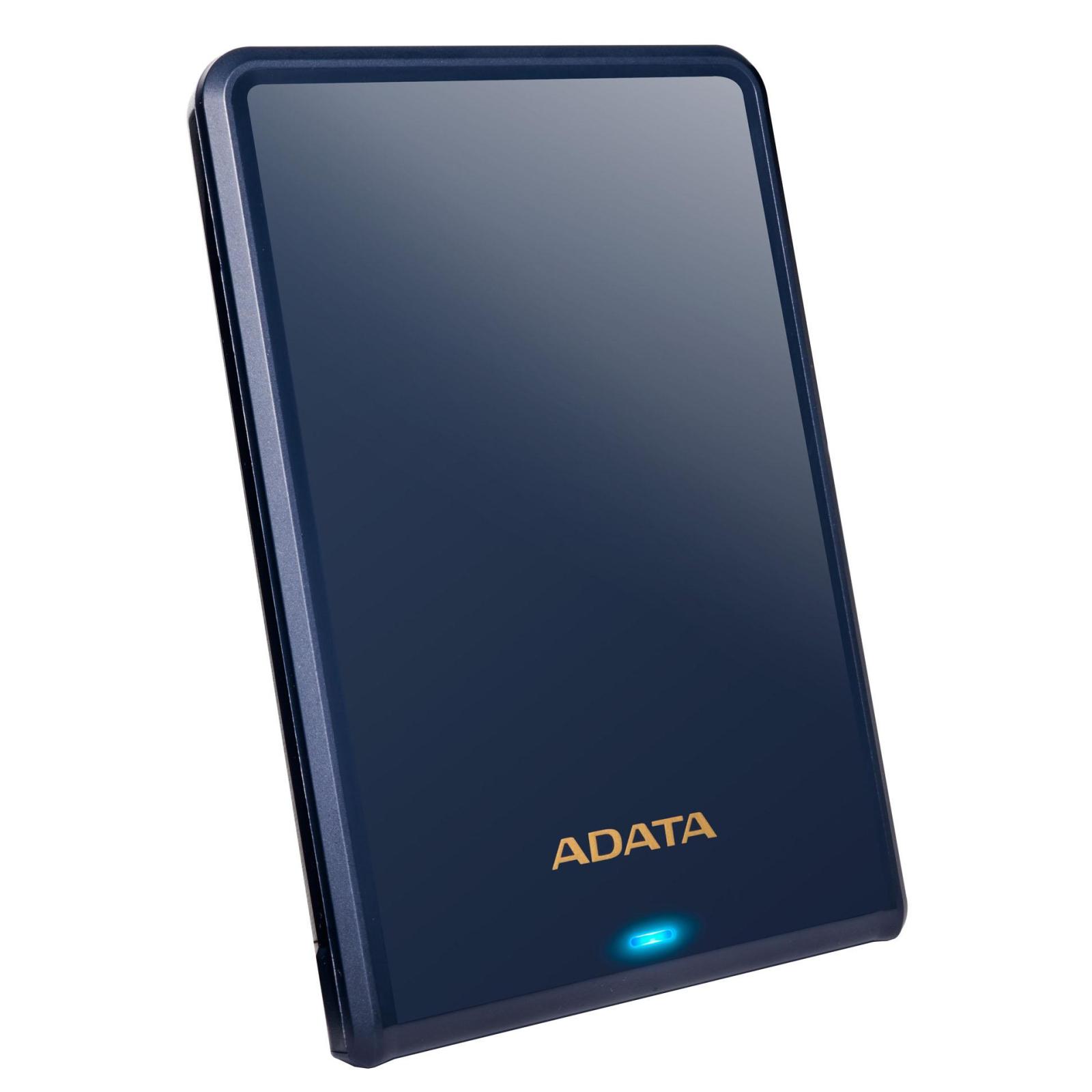 """Внешний жесткий диск 2.5"""" 2TB ADATA (AHV620S-2TU31-CBL) изображение 2"""