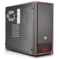 Корпус CoolerMaster MasterBox E500L (red) (MCB-E500L-KA5N-S01)