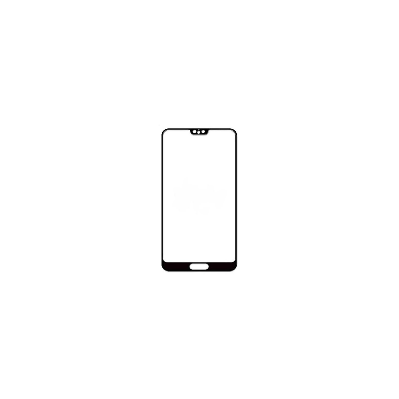 Стекло защитное Drobak для Huawei P20 Pro Black 3D Full Cover (448418) изображение 2