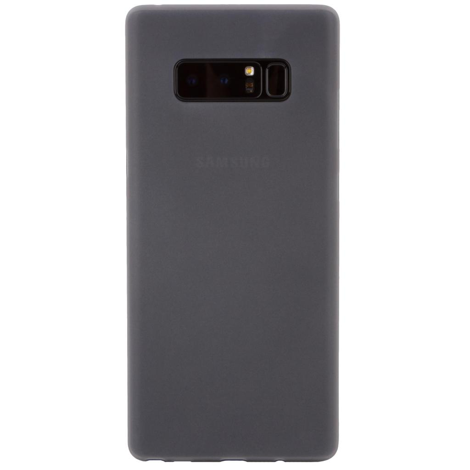 Чехол для моб. телефона MakeFuture PP/Ice Case для Samsung Note 8 Grey (MCI-SN8GR)