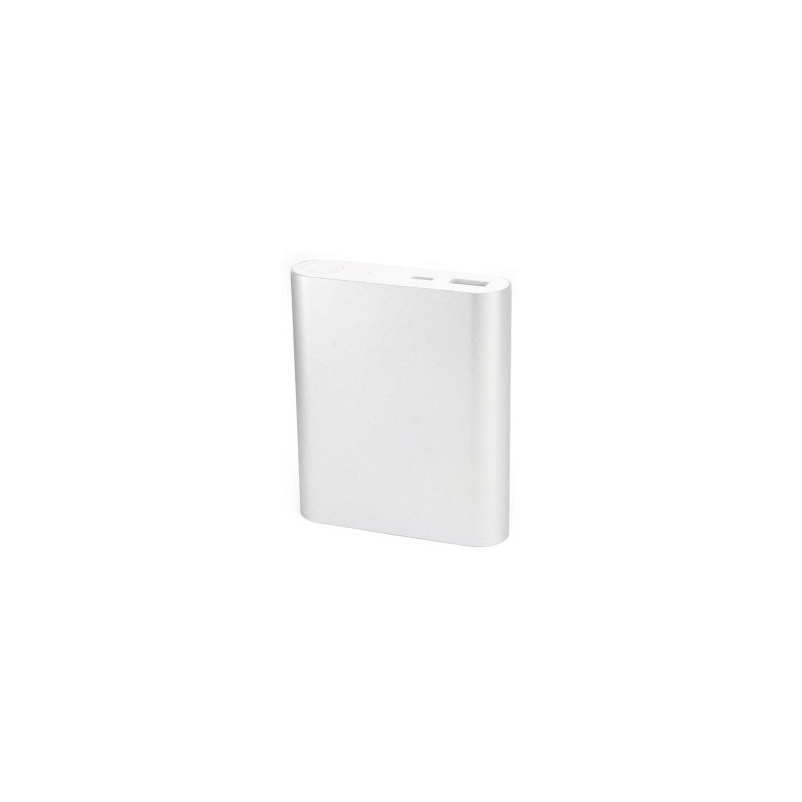 Батарея универсальная EXTRADIGITAL ED-86 Silver 10400 mAh 1*USB 5V/1.0A (PBU3424) изображение 3