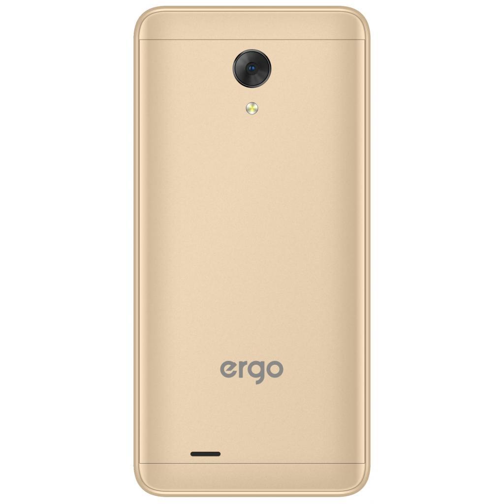 Мобильный телефон Ergo V551 Aura Gold изображение 2