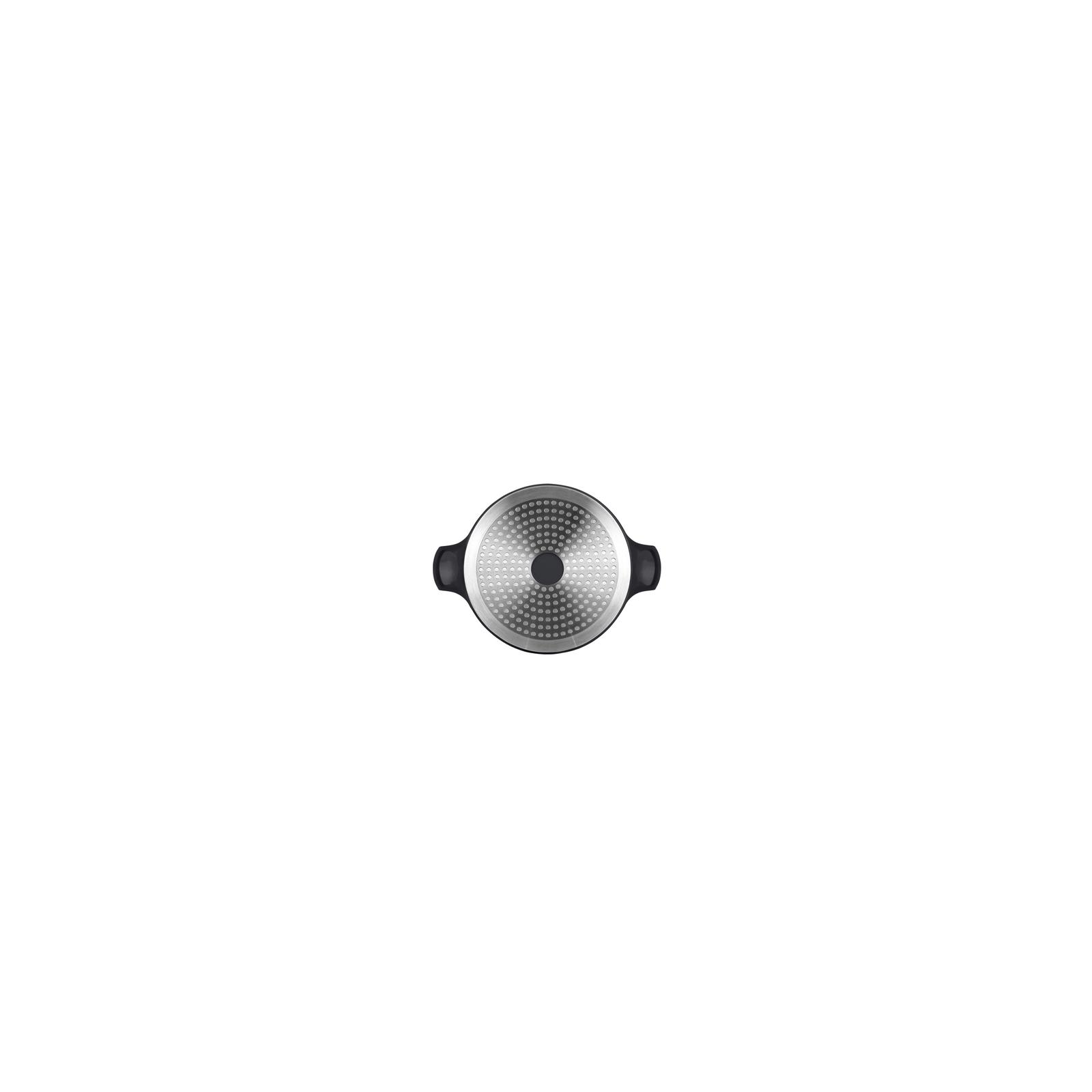 Кастрюля Ringel Zitrone black с крышкой 5,8 л (RG-2108-24/2 BL) изображение 6