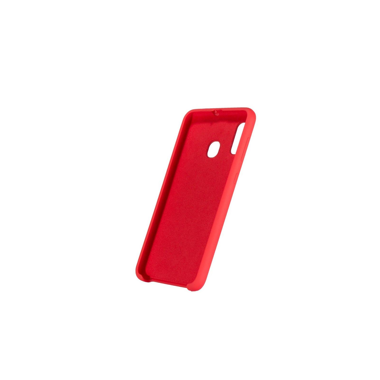 Чехол для моб. телефона ColorWay ColorWay Liquid Silicone для Samsung Galaxy A30 Red (CW-CLSSGA305-RD) изображение 3