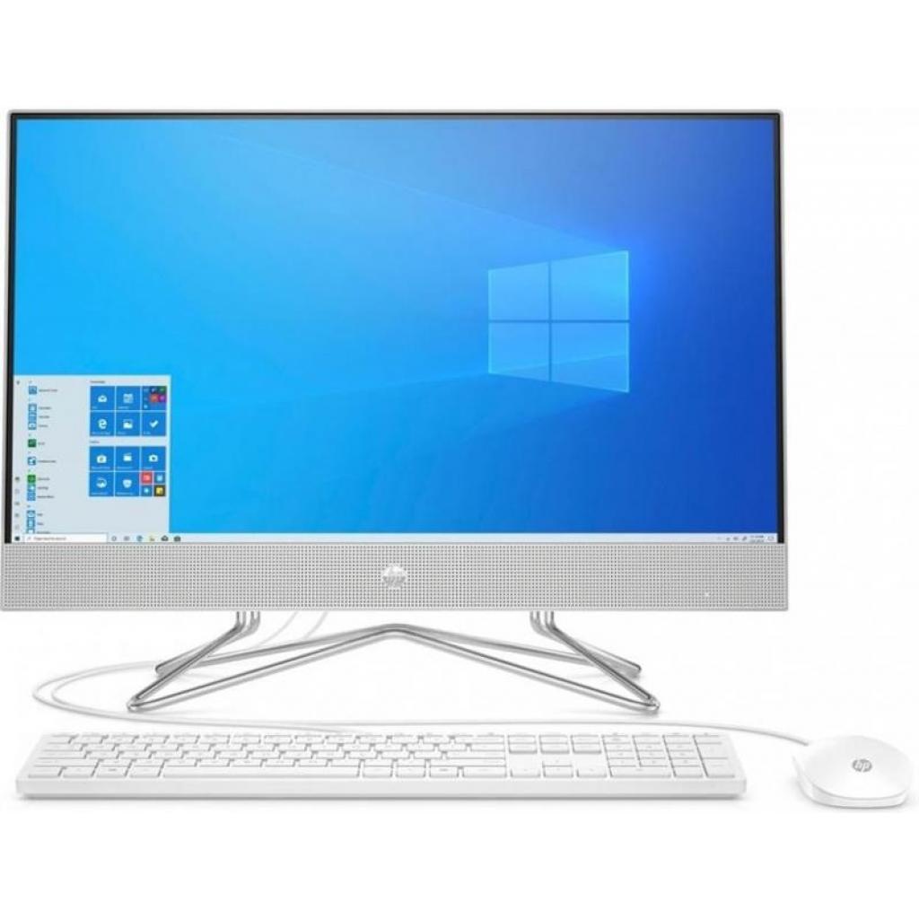Комп'ютер HP 24-df0087ur Touch AiO / Pentium J5040 (28Z12EA)