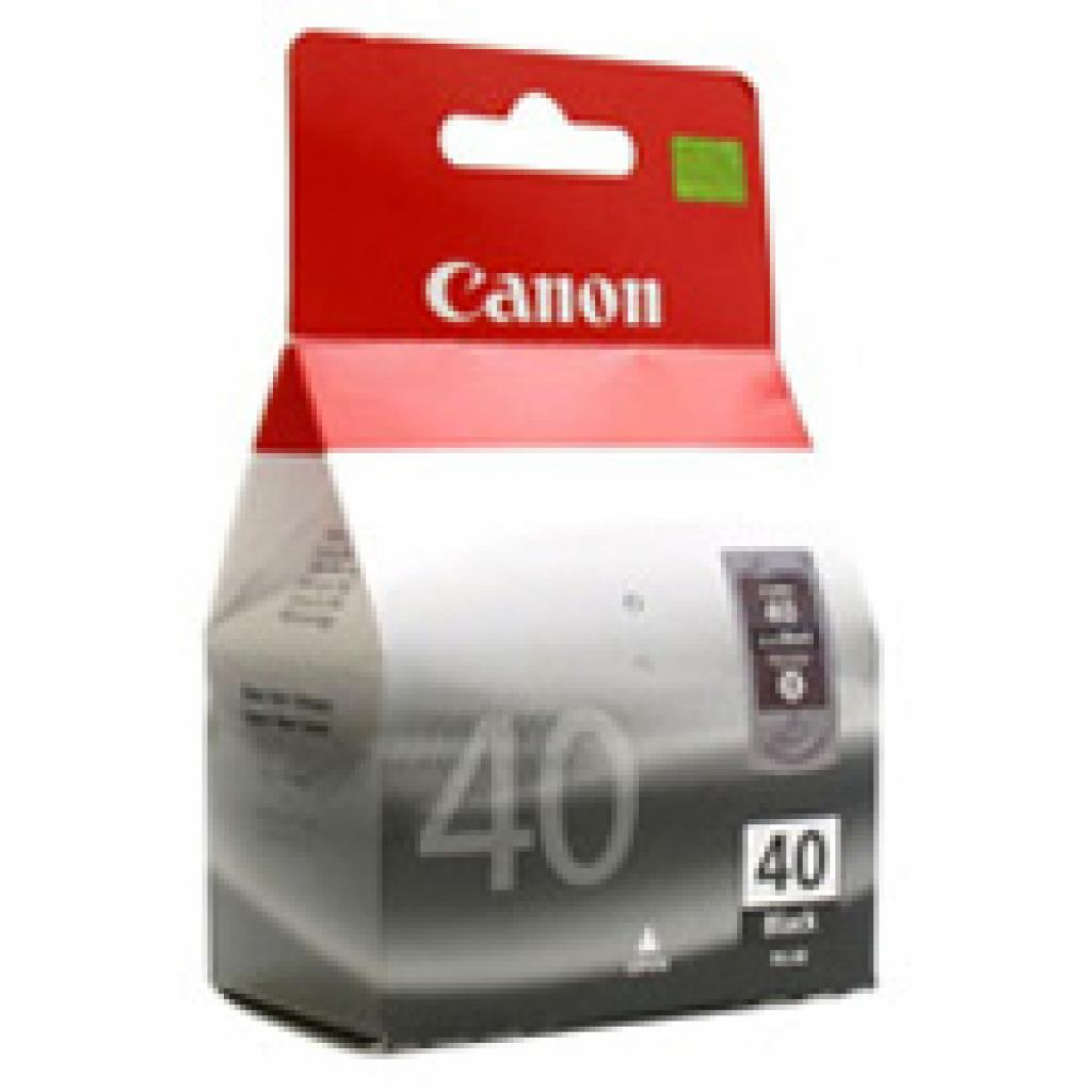 Картридж Canon PG-40 Black (0615B001/0615B025/06150001)