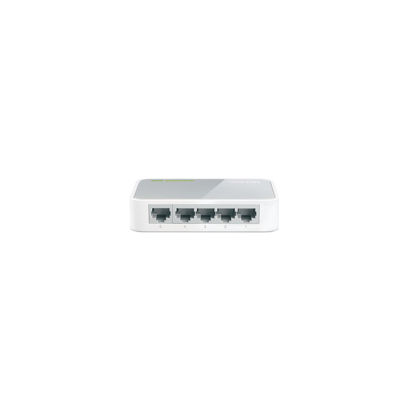 Коммутатор сетевой TP-Link TL-SF1005D изображение 6