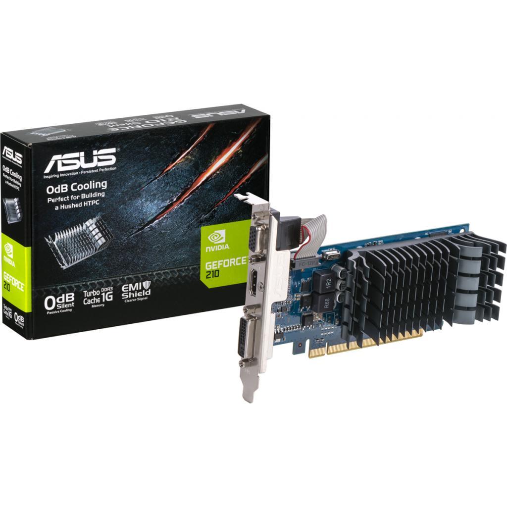 Видеокарта GeForce 210 512Mb ASUS (210-SL-TC1GD3-L)