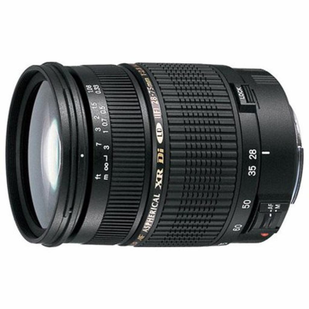 Объектив Tamron AF SP 28-75 f/2.8 Di XR LD Asp. (IF) macro for Sony (AF 28-75mm for Sony)