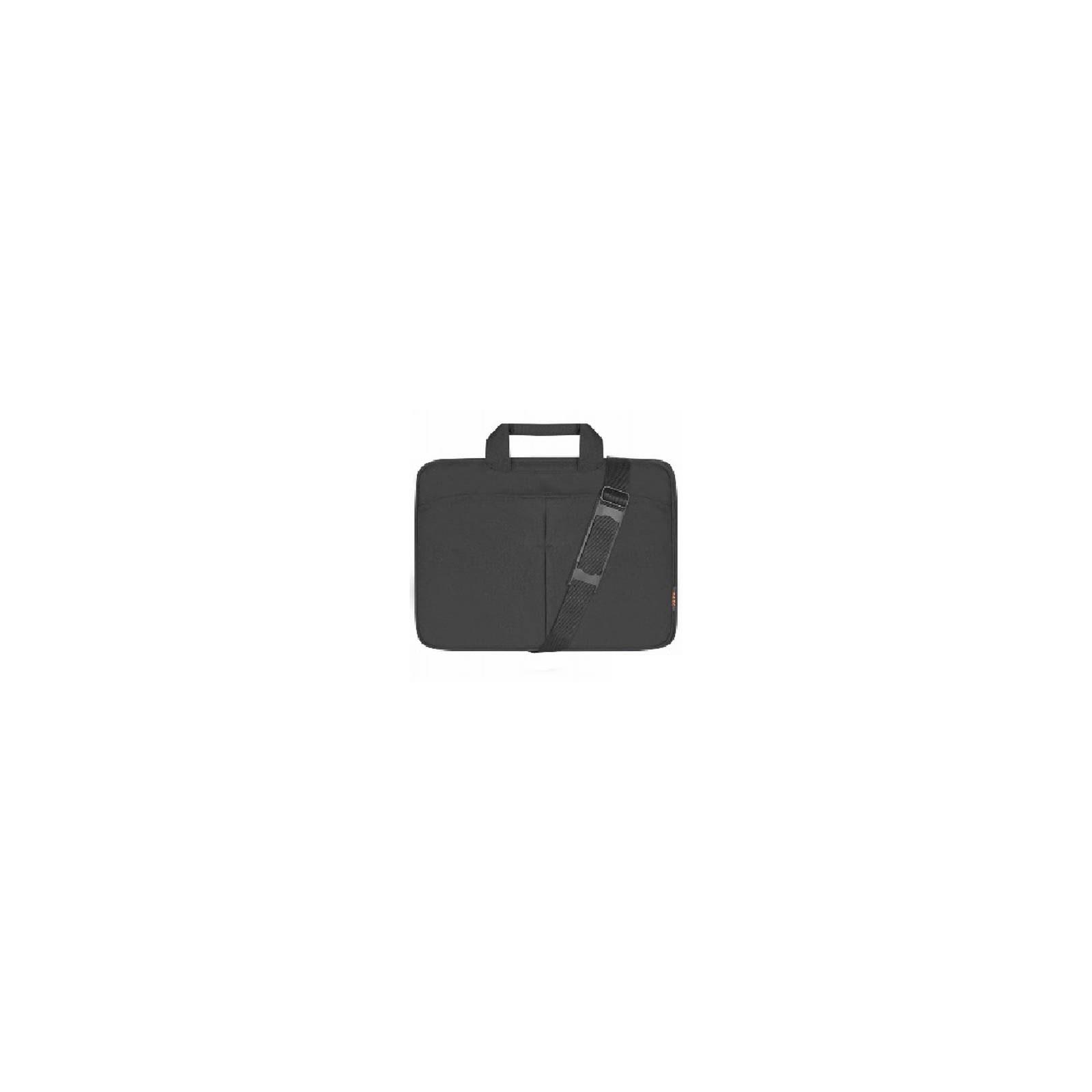 Сумка для ноутбука Lex 13-14 (LX-051R-BK)