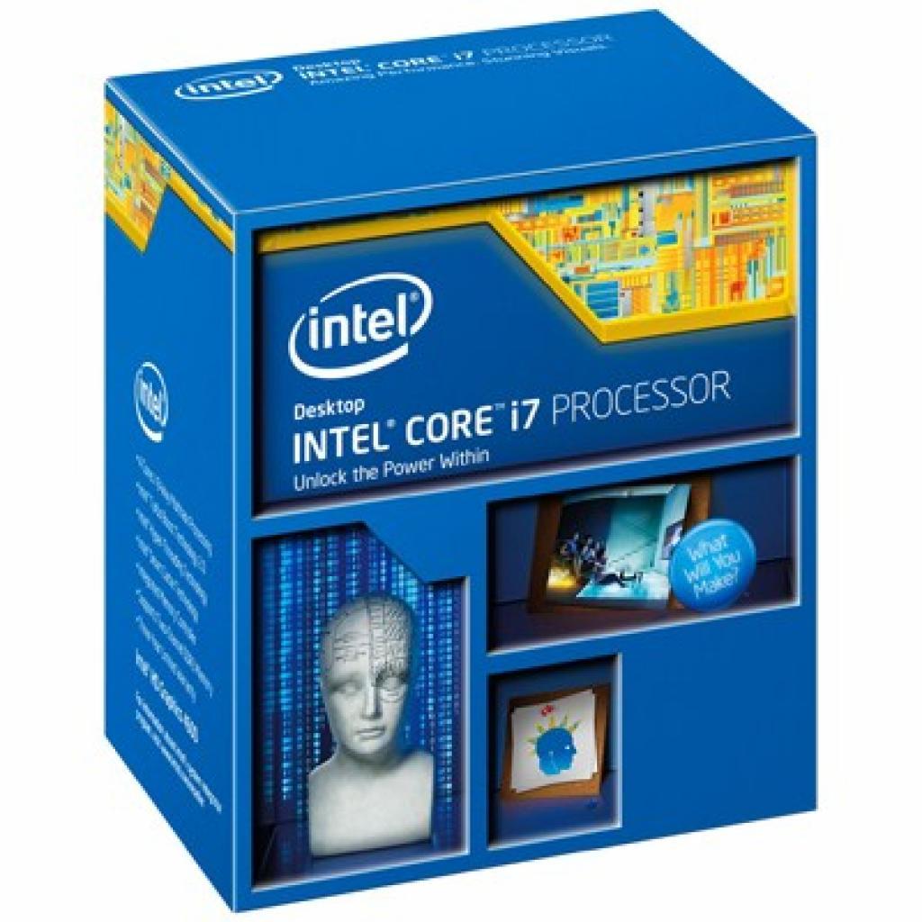 Процессор INTEL Core™ i7 4770S (BX80646I74770S)